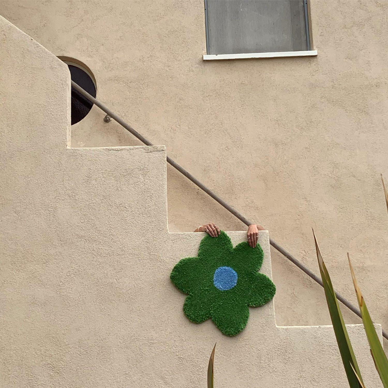 Image of Flower Rug
