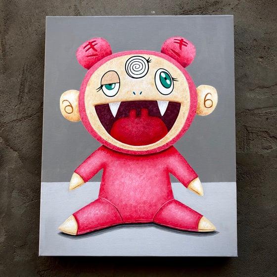 "Image of Murakami ""Kiki"""