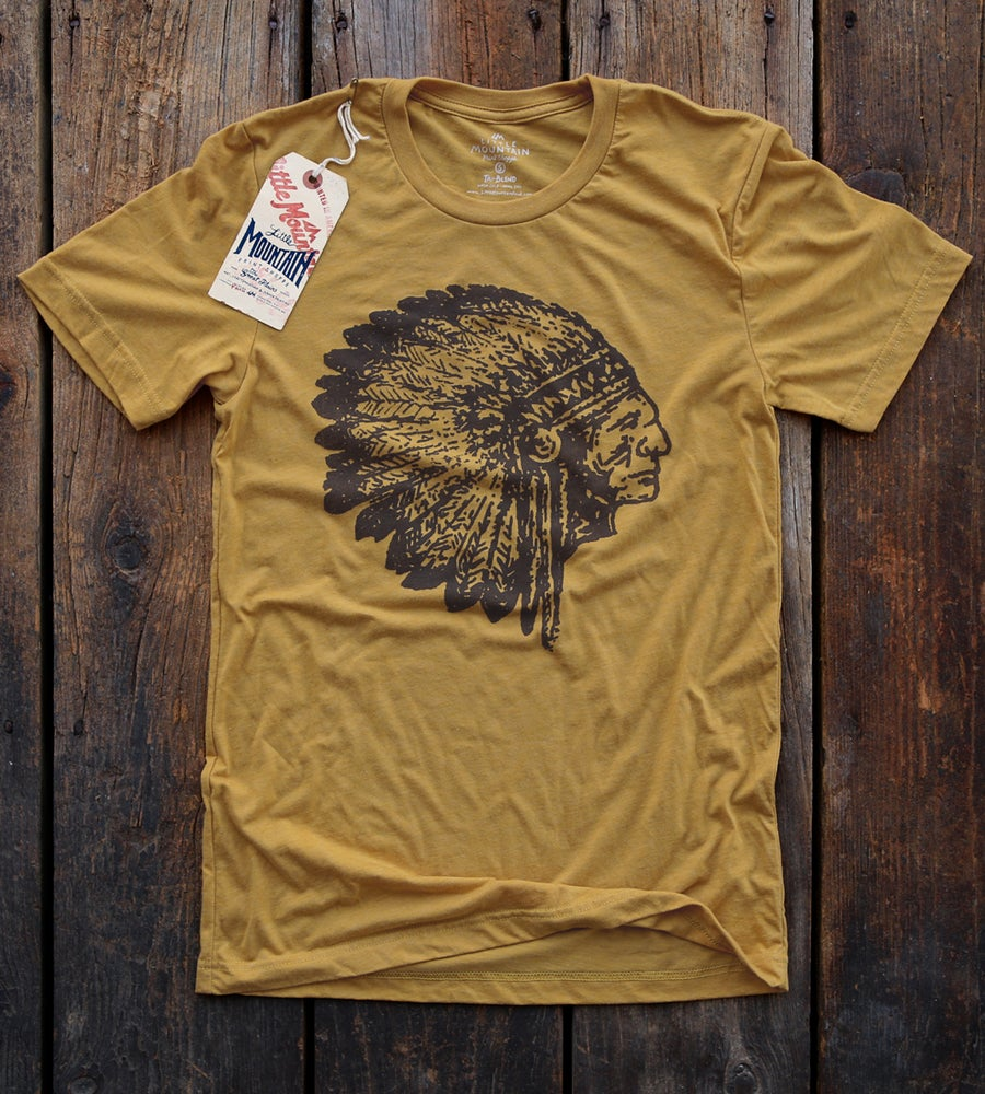 Image of Black Elk | Mustard