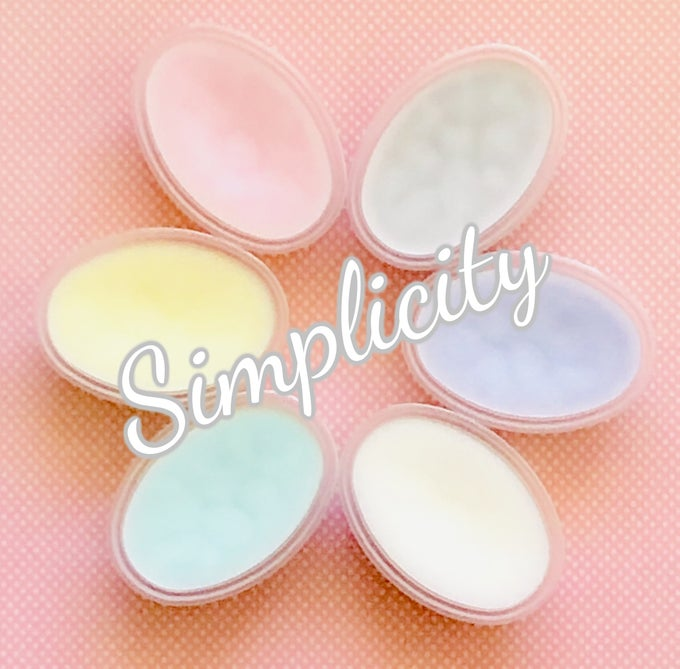 Image of Simplicity Oval Scent Shots