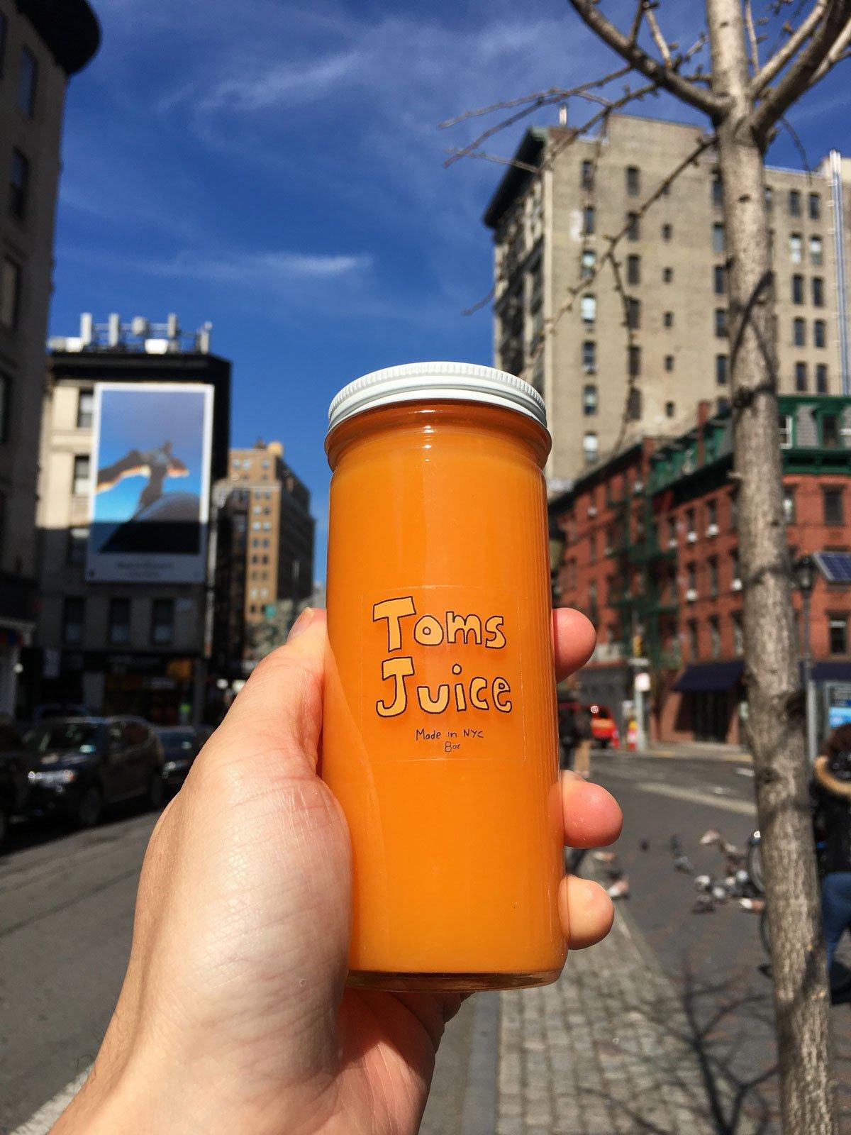 Image of Mandarin Juice