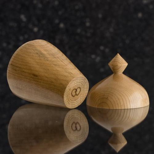 Image of Maple Keepsake Box