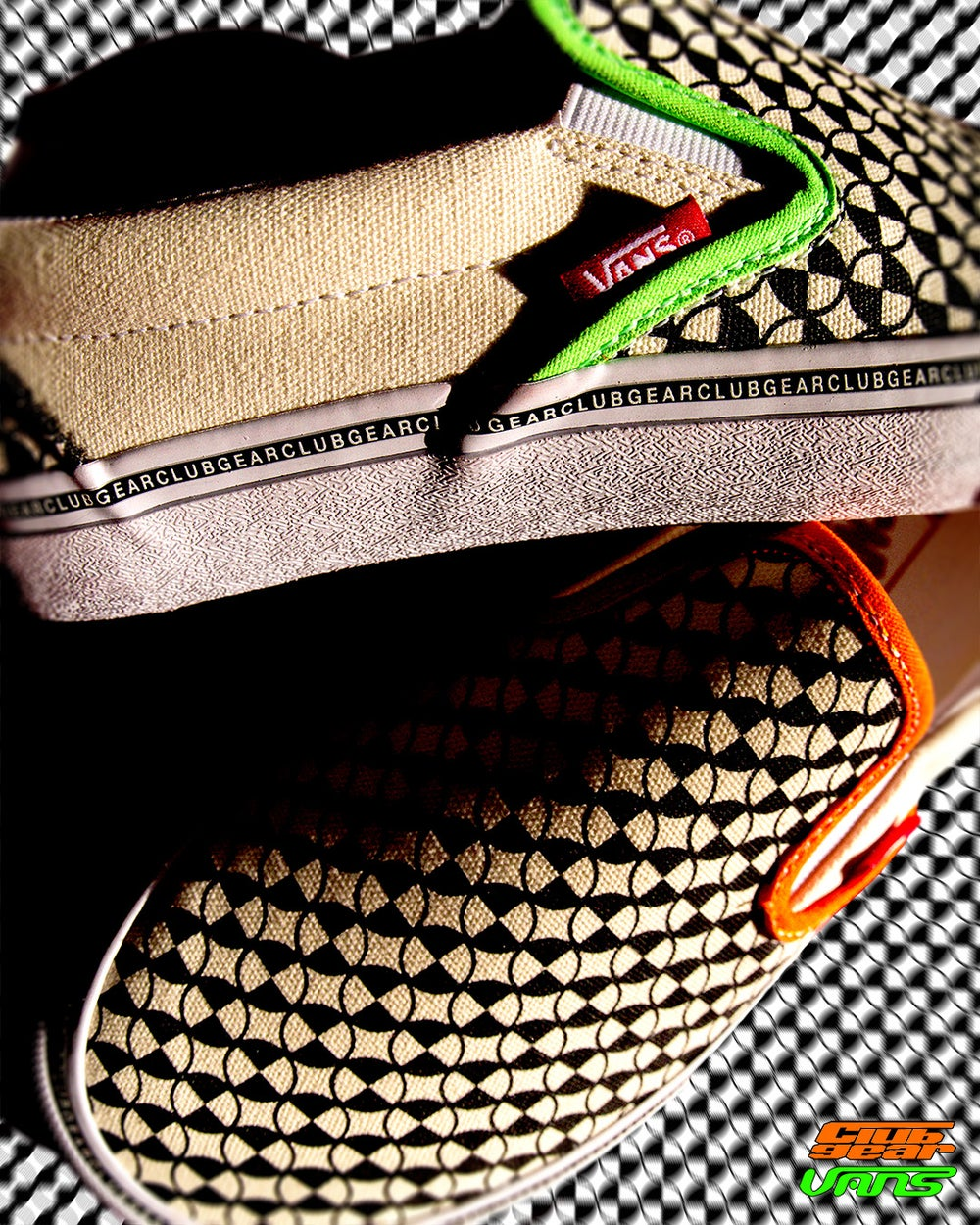 Image of Vans & CLUBGEAR Slip - On PRO