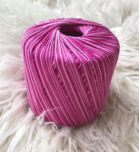 Colourful Warp Thread Crochet Cotton 50g