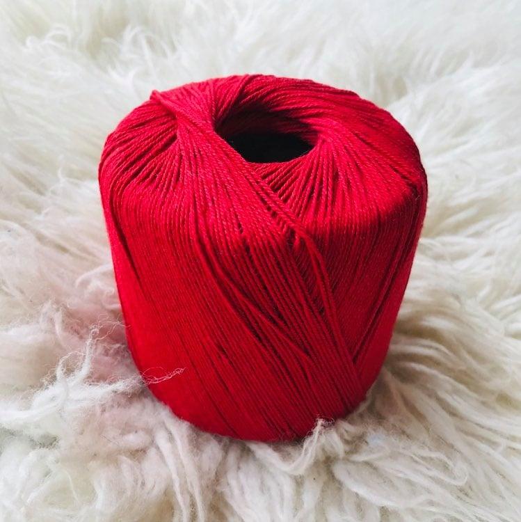 Image of Colourful Warp Thread  2 Crochet Cotton 50g