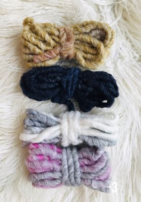 Image of Thick Yarn Packs for your Weavings