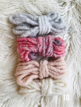 Thick Yarn Packs for your Weavings 4