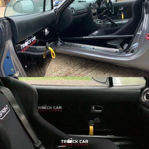Image of Mazda MX5 - MK2 using MK1 tops - Track Car Door Cards