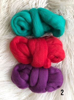 Image of Wool Roving Packs