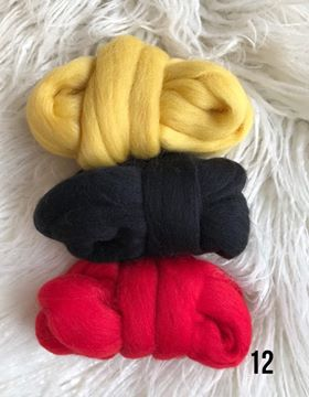 Image of Wool Roving Packs 3