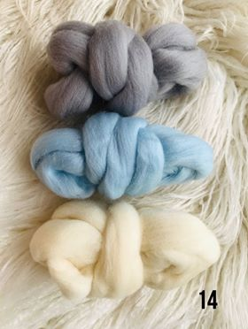Image of Wool Roving Packs 4