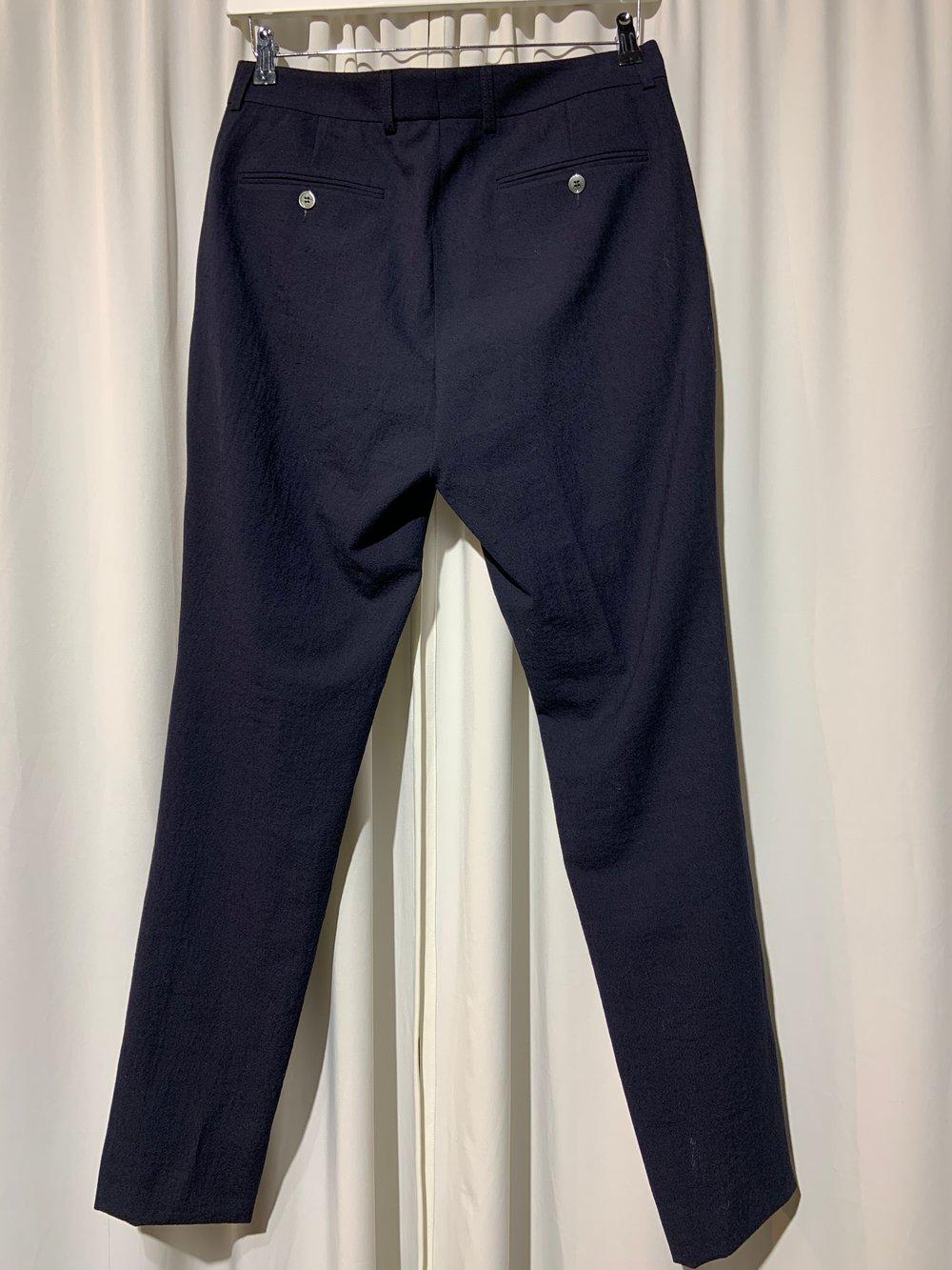 DELIKATESSEN linen trousers