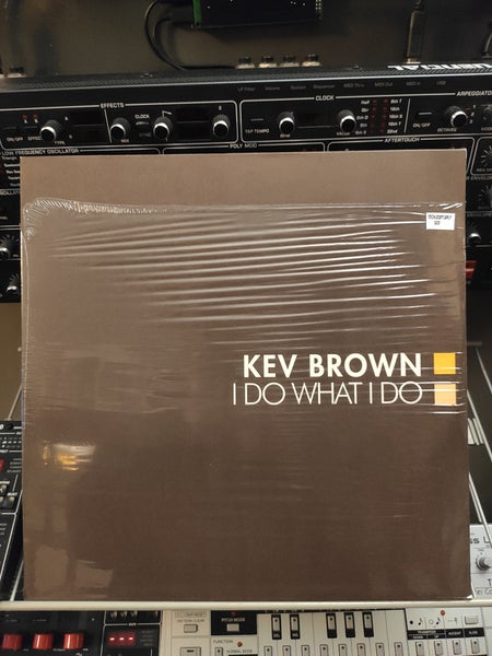 Image of Kev Brown ‎– I Do What I Do