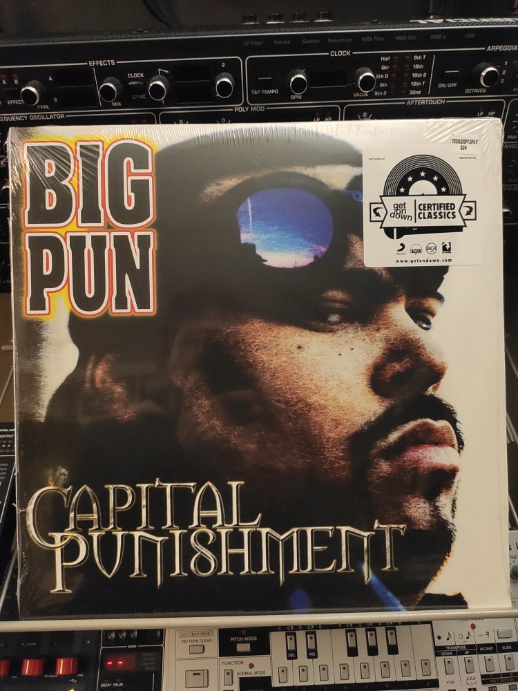 Image of Big Pun ‎– Capital Punishment