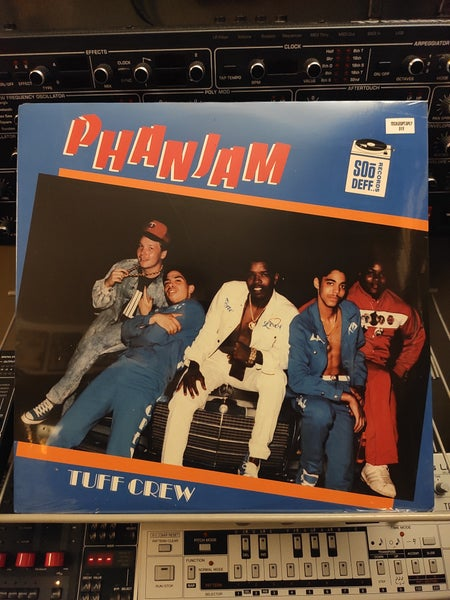 Image of Tuff Crew / Krown Rulers ‎– Phanjam