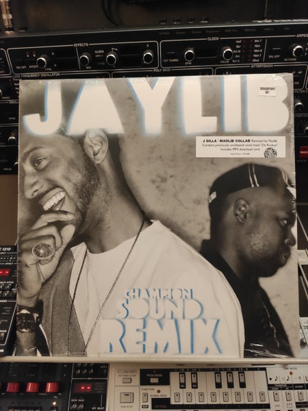 Image of Jaylib ‎– Champion Sound: The Remix