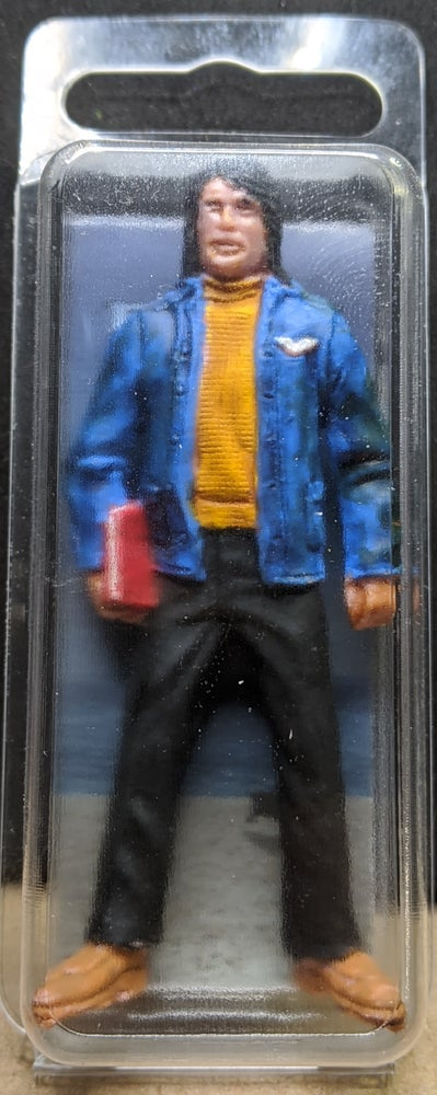 Image of The Boy in the Plastic Clamshell