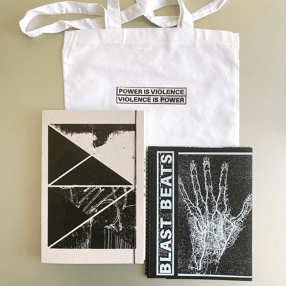 Image of BLAST BEATS / package | €40 (ex. ppd)