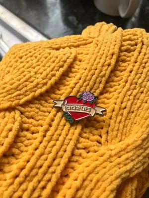 Image of Kickflips Pin