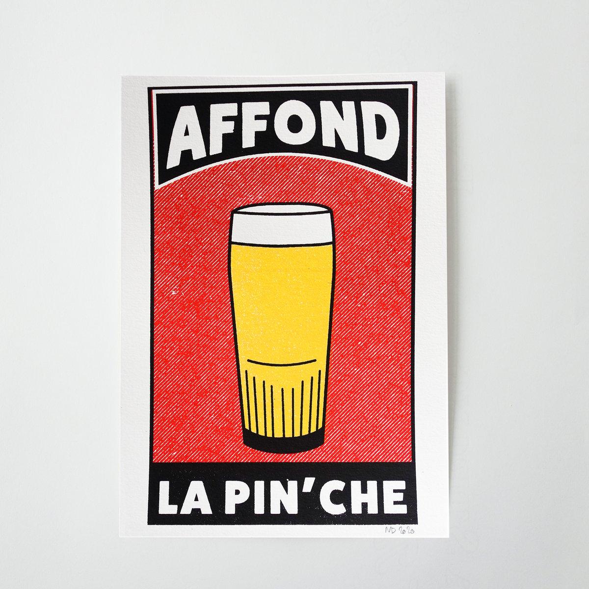 Mini frites / gaufre / chouke / soleil / moule / pinche