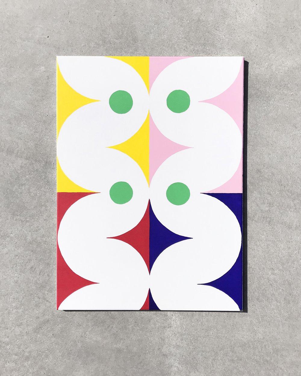 Image of Painting 50x70 — MASCA