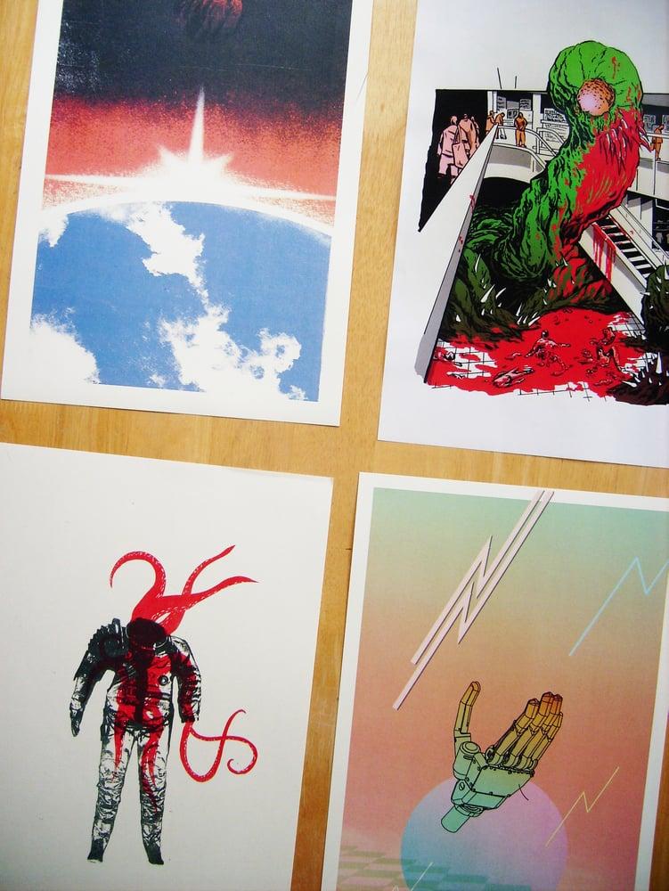 Image of Prints à la carte