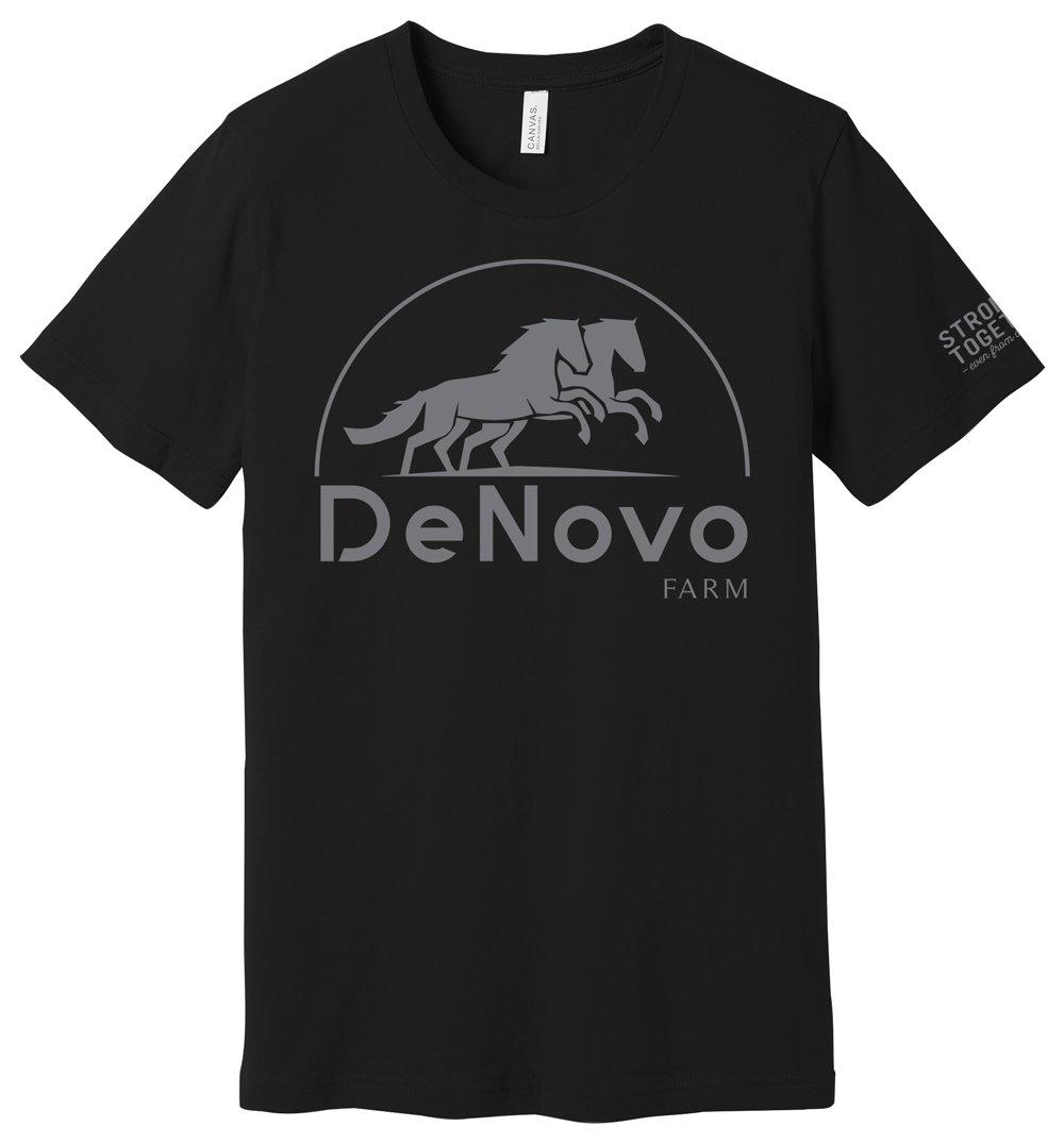 "DeNovo Farm ""Stronger Together"" Tee"