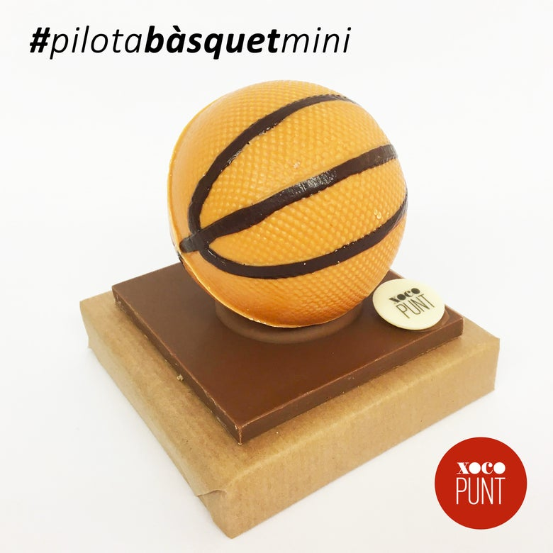 Image of PILOTA DE BÀSQUET MINI