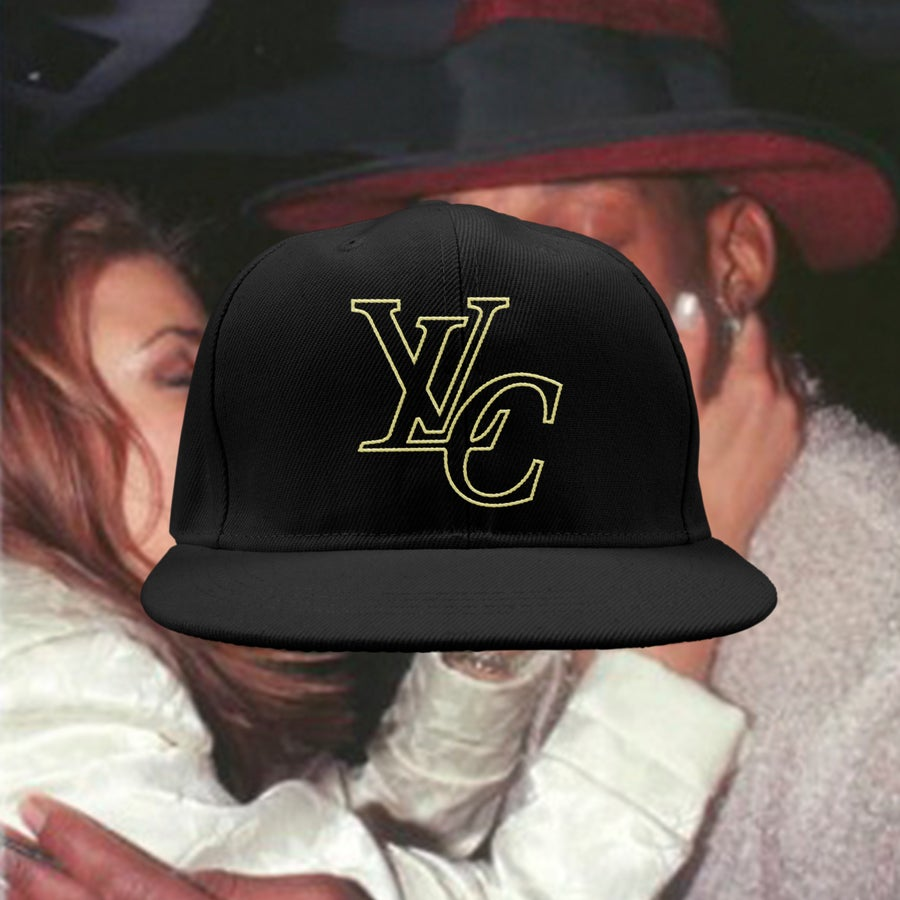 Image of LvC Premium Snapback (BLK/YLLW)