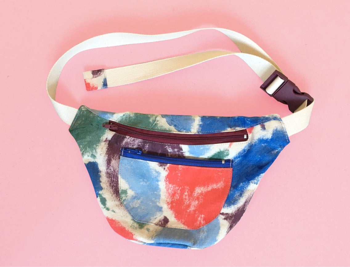 Image of PAINTED WAIST BAG