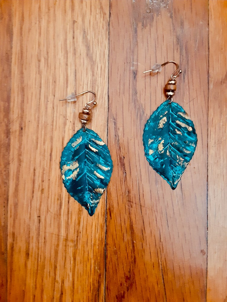 "Image of ""Patin"" Earrings"