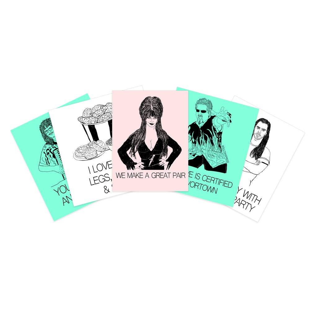 Image of Card 5 Pack