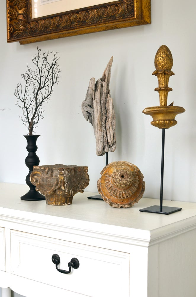 Image of A Collection of Natural and Architectural Fragments