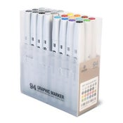 Image of MTN 94 Graphic Marker 24 Packs