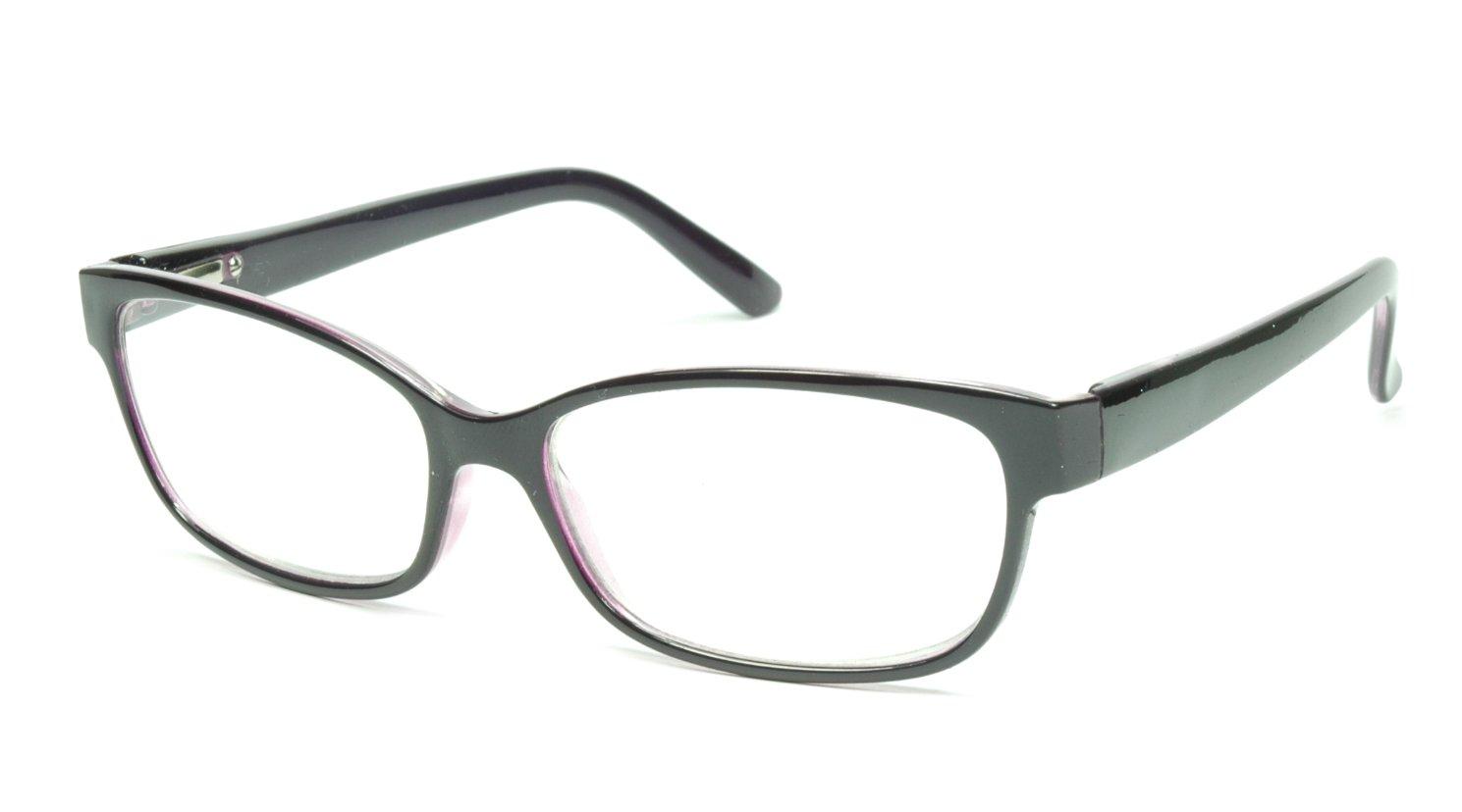 Image of Visa Reading Glasses (#111302) Black