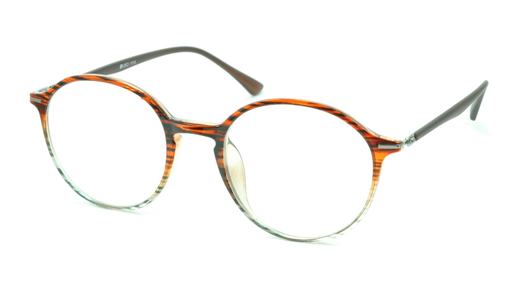 Image of Visa Reading Glasses (#111713) Brown