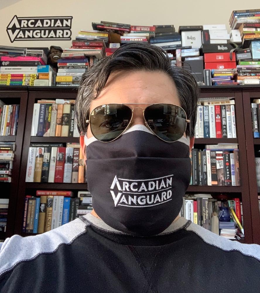 Image of Arcadian Vanguard Face Mask