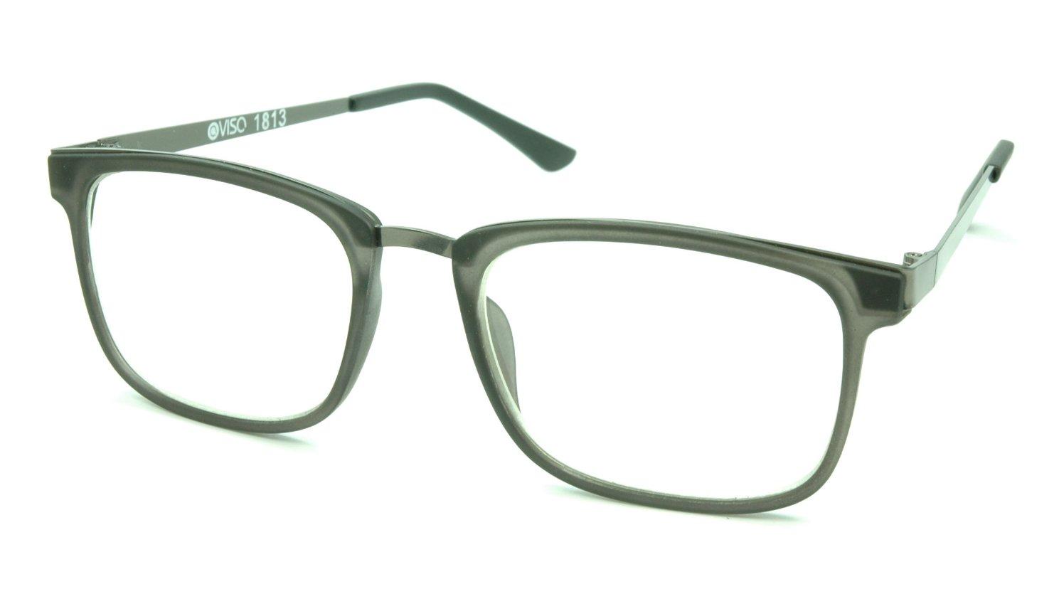 Image of Visa Reading Glasses (#111813) Grey