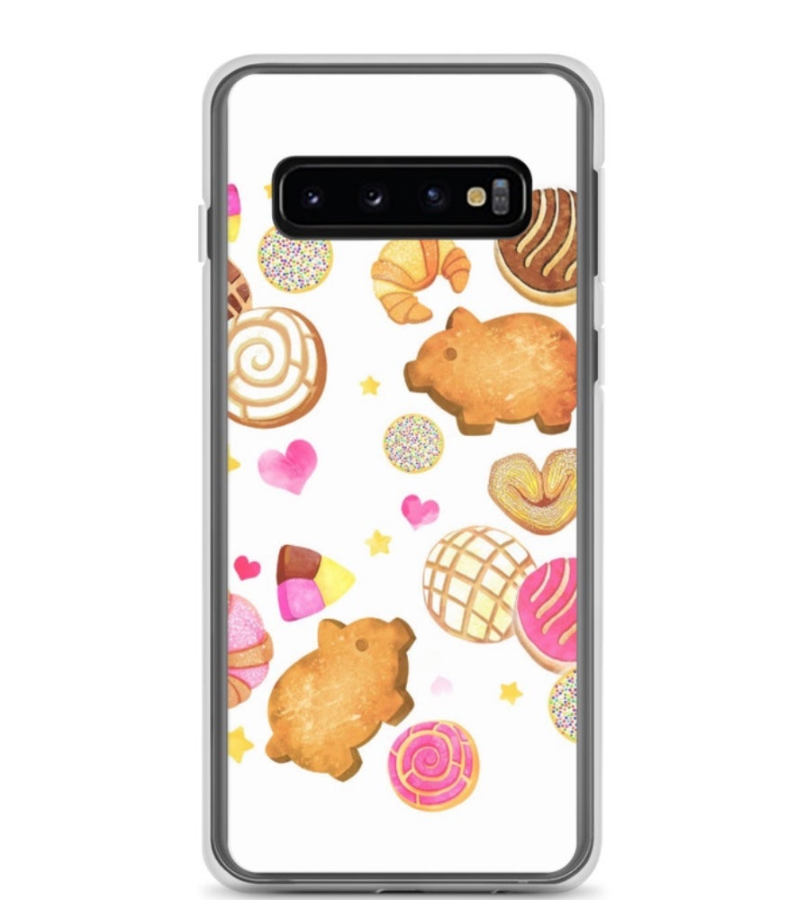 Pan Dulce Samsung Phone Cover