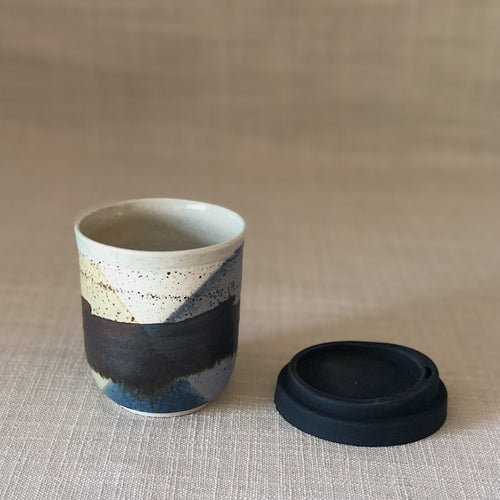 Image of MIDNIGHT LIGHT TRAVEL CUP