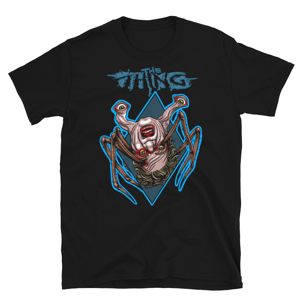 Image of The Thing - Head Spider Limited Edition T-Shirt