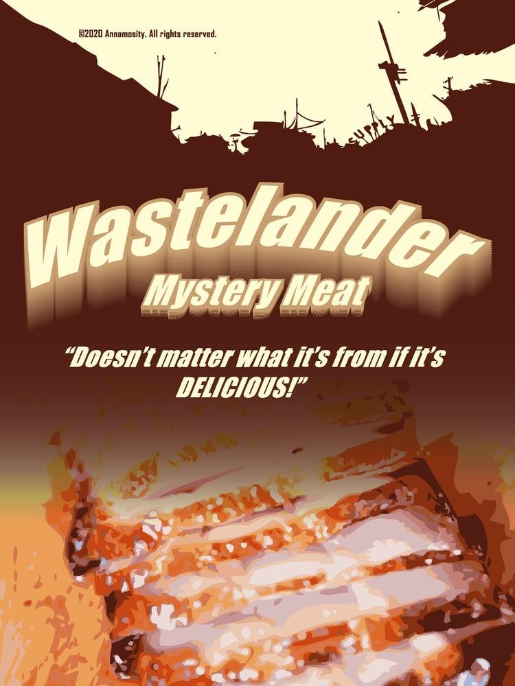 Image of Wastelander Mystery Meat