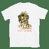 ART LIVES TEE