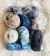 Mini Blues Fibre Packs