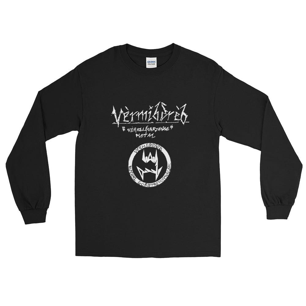 Image of Vèrmibdrèb Long Sleeve T-Shirt