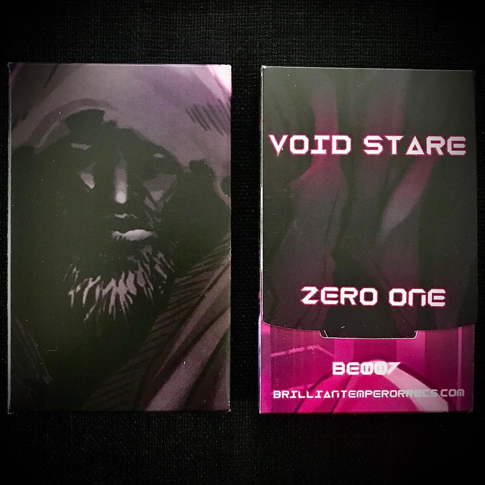 Void Stare - 'Zero One' Pro-tape