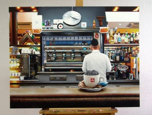 Image of Coffee Bar In Agrigento