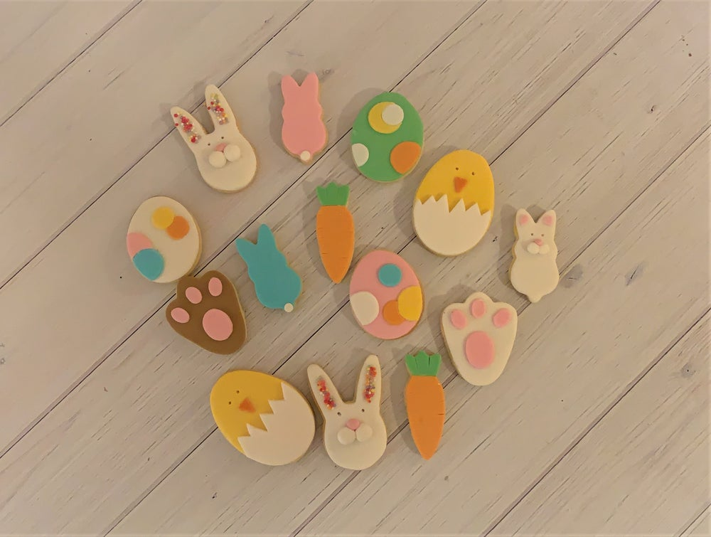 Image of Easter Cookies - assorted designs