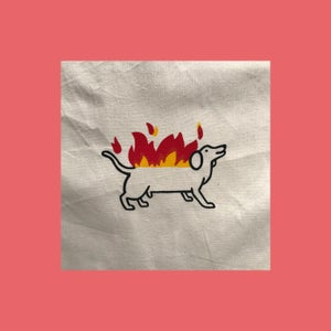 Image of HOT DOG Tote Bag