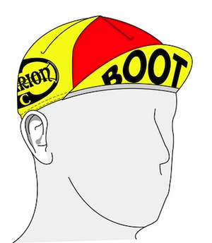 Clarion Cycling Cap